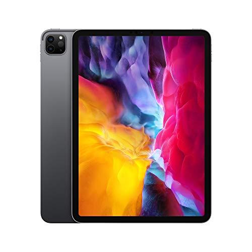 Apple iPad Pro (11-inch, Wi-Fi, 256GB) - Space Gray (2nd Generation)