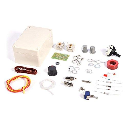 アンテナチューナーdiyキット、1-30 Mhz HAM RADIO QRP用DIYアンテナチューナーキットDIYキットケーブルデ...