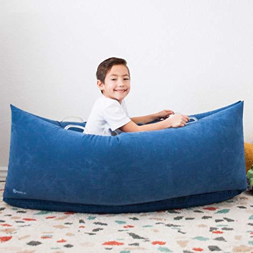 Harkla Hug (60 inches) - Inflatable Sensory Peapod for...