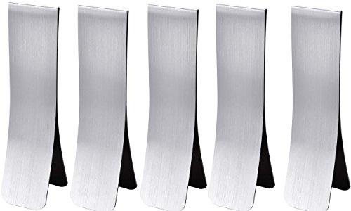 Libetui 5 Stück Magnetische Lesezeichen Magnetlesezeichen für Bücher Lesezeichen magnetisch Sparpack