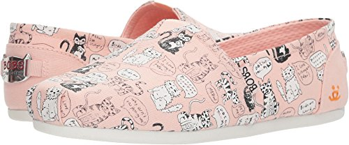 Skechers BOBS Women's Bobs Plush-Cat Attack Flat