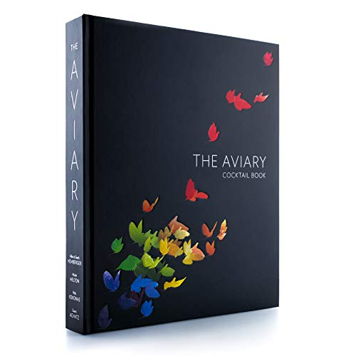 The Aviary Cocktail Book