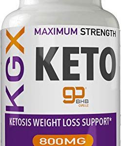 KGX Keto Pills 800 Advanced Energy Ketones with Go BHB Capsules Ketones Ketogenic Supplement for Weight Loss Pills 60 Capsules 800 MG GO BHB Salts 5 - My Weight Loss Today