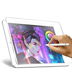 "【Compatibility】: This Like Paper Screen Protector is specifically designed for the Apple iPad Air 3 (10.5"", 3rd Generation, 2019), iPad Pro 10.5 Inch (2017), Fit for iPad models: A1701/A1709/A2123/A2152/A2153.Please check the back bottom of your iPad..."
