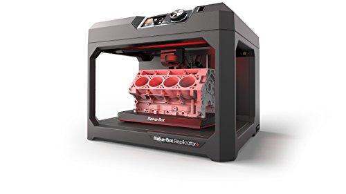 Impressora 3D, MakerBot, Acessórios para Computador, Preto