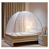 Moustiquaire Lit Auvent Camping Double Portable Voyage Maison Anti Tente...