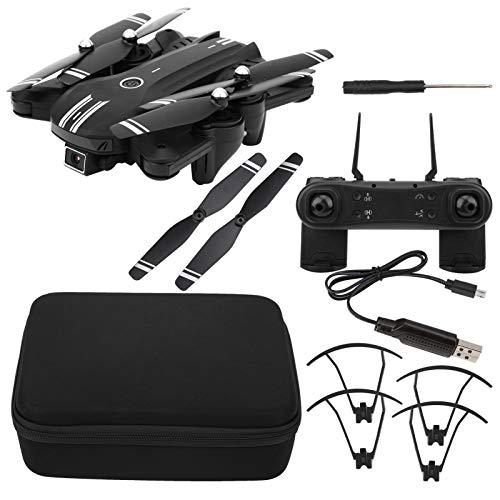 H168 Mini Drone Pieghevole Doppia Lente Telecomando Telecamera 4K 4 Canali WiFi Giroscopio A 6 Assi Fotocamera Drone Pieghevole