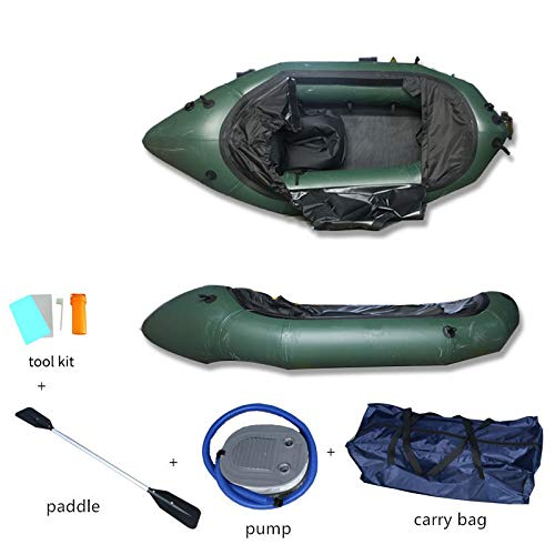 Darget Inflatable PackRaft