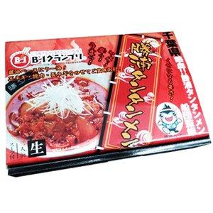 B1グランプリ 公認 千葉県 勝浦タンタンメン 6食セット (3食入X2箱)