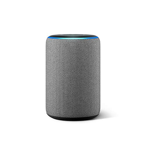 Echo (エコー) 第3世代 - スマートスピーカー with Alexa、ヘザーグレー