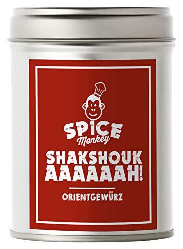 Shakshouka, Shakshuka. Köstlicher Klassiker der Jerusalem Küche, 100 g