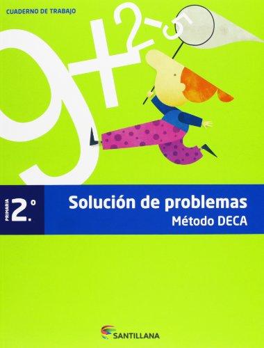 CUADERNO PROBLEMAS METODO DECA 2 PRIMARIA - 9788468015545