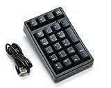 FILCO Majestouch TenKeyPad 2 Professional Cherry MX茶軸 USBポータブルメカニカルテンキーパッド ブラック FTKP22M/B2