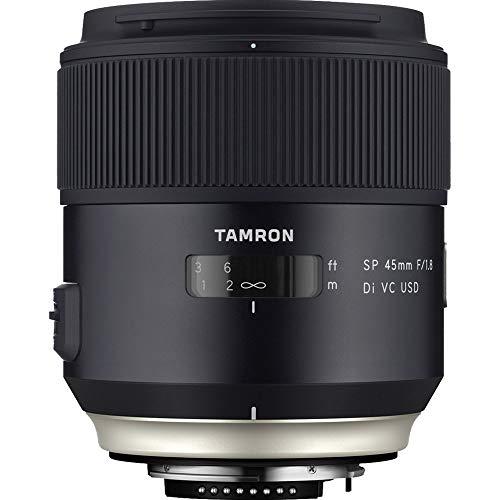 Tamron SP 45mm F/1.8 Di VC USD w/Hood for Nikon...