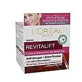 L'Oréal Paris - Revitalift Crema Hidratante Sin Perfume Anti Arrugas Extra...