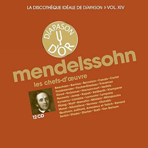 La discothèque idéale de Diapason, vol. 14 / Mendelssohn :