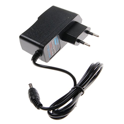 WISDOM 8022834714740 Transformador de fuente de alimentación estabilizada 220V Cámaras 12V 1A