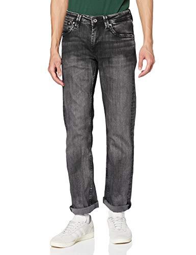 Pepe Jeans Kingston Zip Jeans, 000denim, 40 Uomo