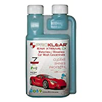 PROKLEAR RAW Xtreme CX Waterless Concentrate, Makes 50 liters ready to use product. For Cars, Bikes, Scooters etc., Certified: RoHS 2 (cert. No. 5266 TuV Labs)- No hazardous chemicals or heavy metals ASTM B117 72 hours (cert. No. 5267 TuV Labs) - Ant...