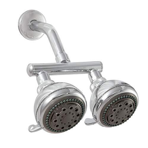 Neptune Dual Shower Heads