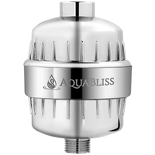 AquaBliss High Output 12-Stage Shower Filter - Reduces Dry Itchy...
