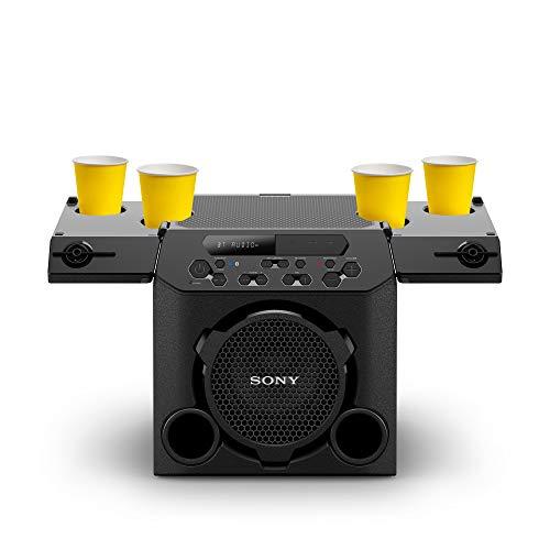 Sony GTK-PG10 2.0 Channel Wireless Bluetooth Party Speaker (Black)