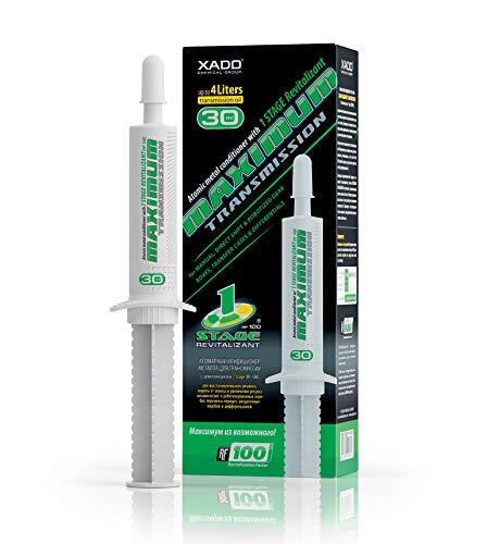 Aditivo para el aceite de transmisiones manuales XADO Maximu
