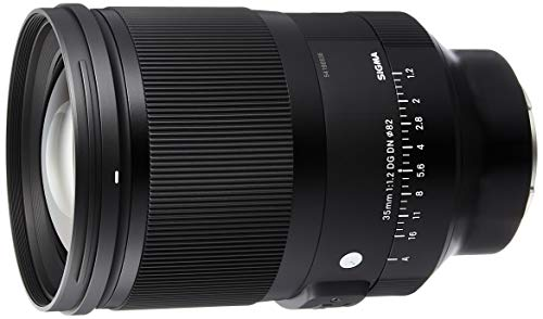 SIGMA 35mm F1.2 DG DN | Art A019 | Sony E(FE)マウント | Full-Size/Large-Format ミラーレス専用