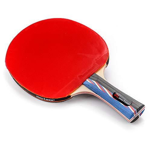 meteor Tischtennisschlaeger fur Kinder und Erwachsene Tischtennisplatte Tischtennis schläger der Tischtennisschläger für Tischtennisplatte für Training und Ping Pong Spiele (***, HAN)