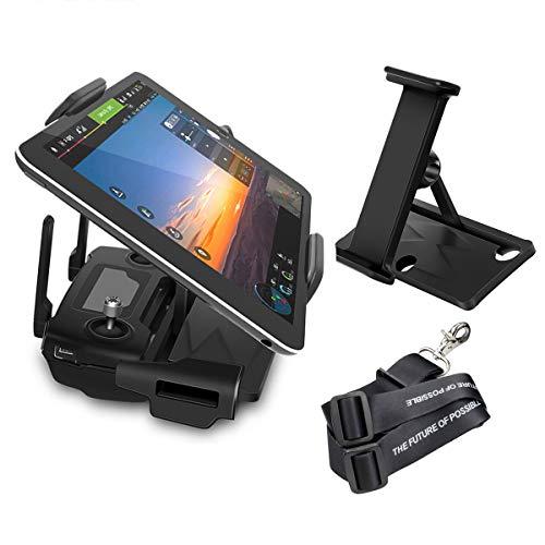 O'woda Supporto per Tablet Pieghevole Lega di Alluminio Supporto per Tablet in Metallo da 4 a 12...