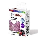 Bosch BBZAFPRLS2 AirFresh Wild Berries (Sweet-Fruity) Accesorio Ambientador Perlas - 4 Saquitos de 6 g Cada Uno