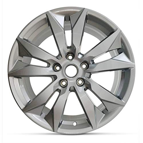 Road Ready Replacement for Aluminum Alloy Wheel Rim 18 inch 2016-2020 Chevrolet Impala 5 Lug 120mm