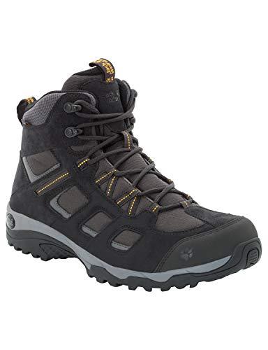 Jack Wolfskin Herren Vojo Hike 2 Texapore MID M Wasserdicht Trekking-& Wanderstiefel, Grau (Phantom 6350), 47 EU