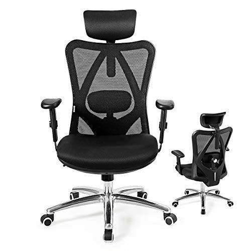 Giantex Ergonomic Office Chair, Mesh Office Chair...