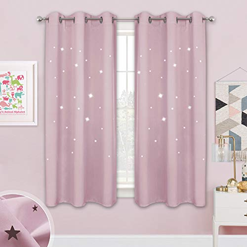 window curtains for girl room