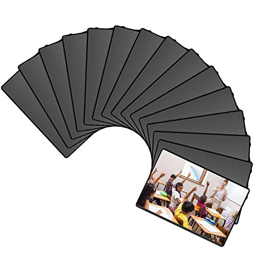 Magicfly Pack of 15 Magnetic Picture Frame with Clear Pocket, 4 x...