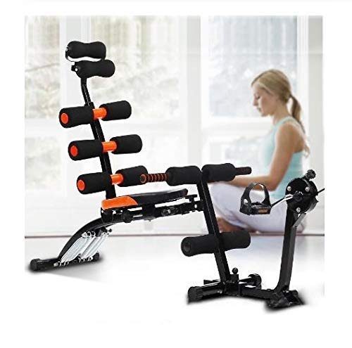 Juxori Six Pack Abs Exerciser Machine for Exercise and Fitness Without Cycle for Home and Gym, six...
