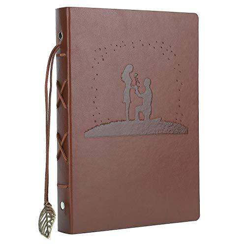 Carnet de Notes A5, AIOR Carnet de Croquis Diary Notebook de Journal de...