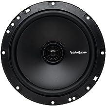 Rockford Fosgate R1675X2 Prime 6.75-Inch Full Range 2-Way Coaxial Speaker – Set of 2