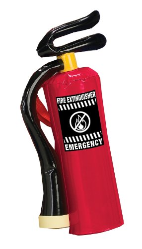 Rubie's Inflatable Fire Extinguisher, 19' Long