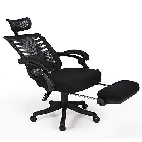 Hbada Reclining Office Desk Chair   Adjustable...