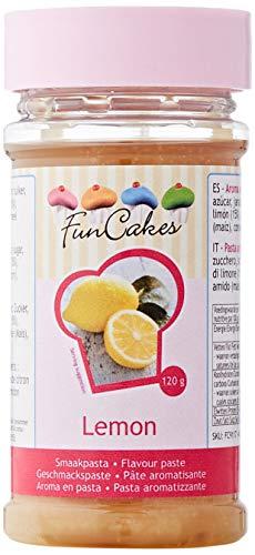 FunCakes Funcakes Aroma En Pasta De Limón Con Fruta Real 120 g