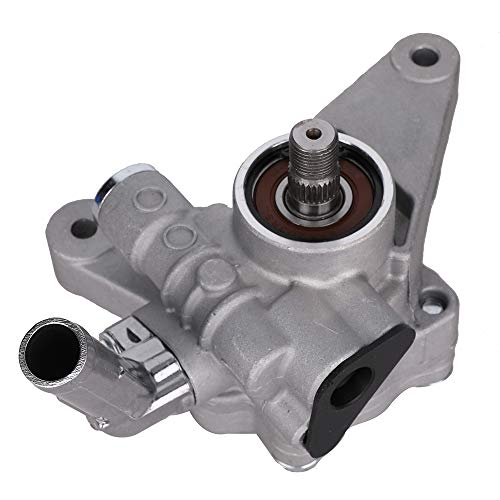 Power Steering Pump - Compatible with 2001-2003 Acura CL 2001-2002 Acura MDX, 1999-2003 Acura TL, 2003-2004 Honda Pilot - Replace # 21-5290 56110-PGK-A01 56110-P8E-A01 56110-PVF-A01
