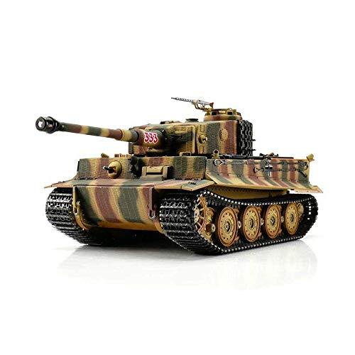TORRO 3818-D1 - Carro Armato Tiger I, Modello IR, Mimetico