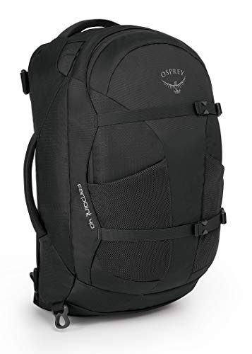 Osprey Herren Travel Pack Farpoint 40, Volcanic Grey, M/L, 5-503-0-2