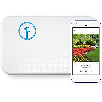 5-STAR RATINGS. Amazon's most- and highest-rated Wi-Fi sprinkler controller. Avoid watering in the rain. Exclusive weather intelligence automatically skips unnecessary watering with features like rain skip, wind skip, freeze skip, and more. Control f...