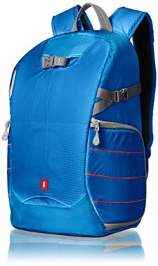 AmazonBasics - Mochila para cámara, para excursionistas - Azul