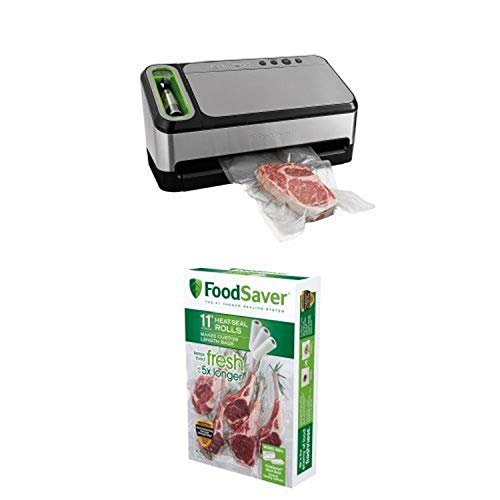 FoodSaver 4840 2-in-1 Vacuum Sealing System and 11