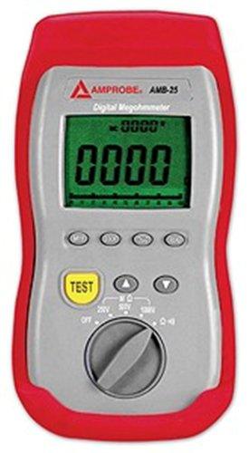 Amprobe-2730991 AMB-25 Digital Insulation Resistance Tester