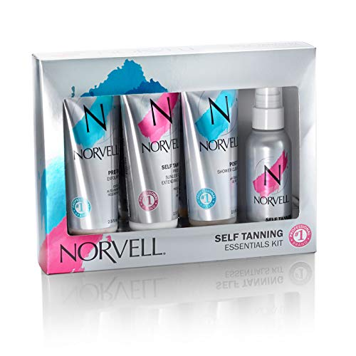 Norvell Self-Tanning Maintenance System